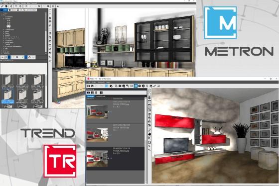Grandi novit per metron e trend tesy software for Miglior programma 3d